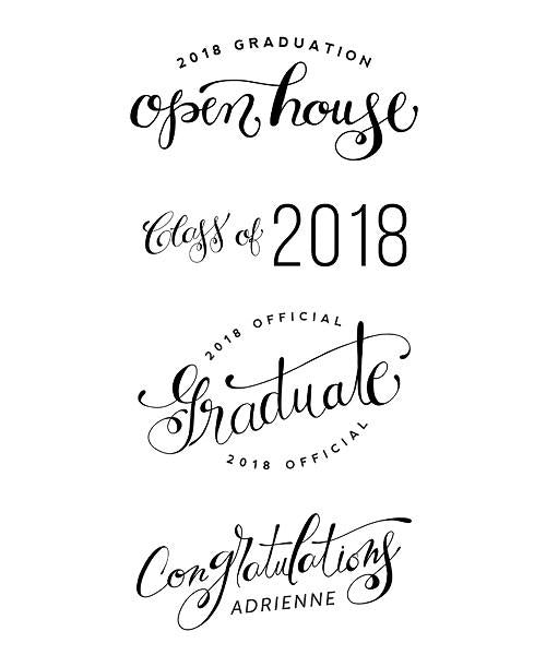 Handcrafted Wishes Grad Overlay Bundle
