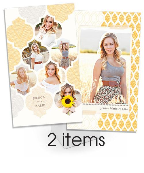 Moroccan and Chevron & Sun Drops 4x8 Accordion Book Mini Bundle