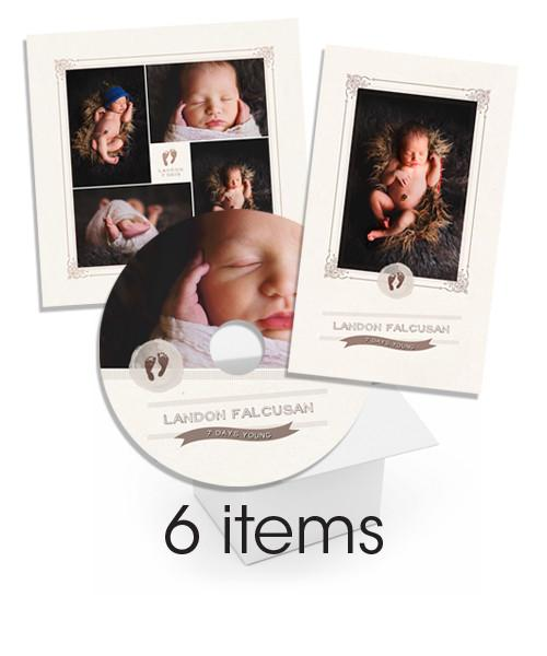 Footprints Baby Gift Bundle