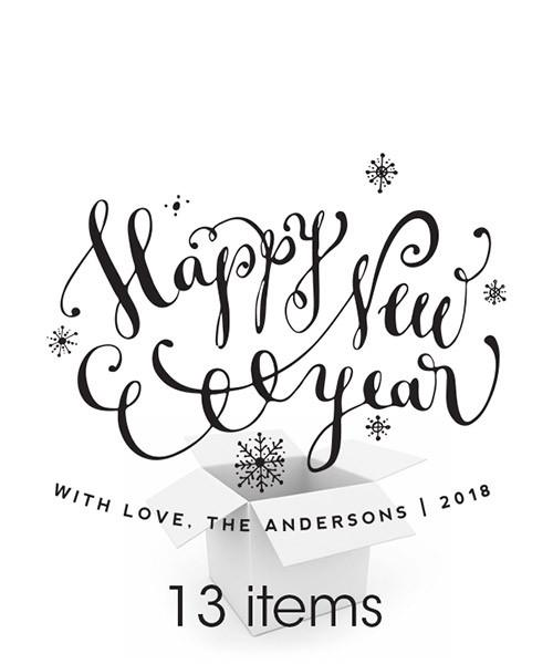 Warmest Wishes Holiday Overlays Bundle