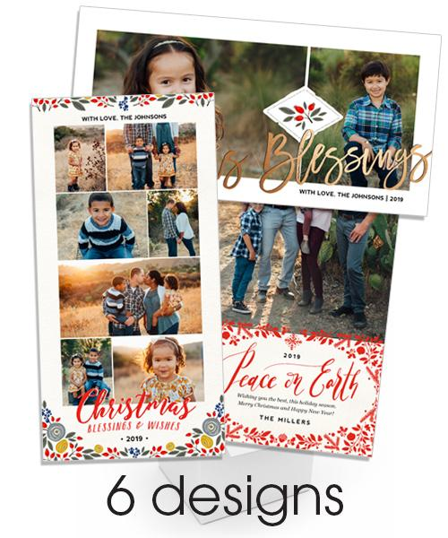 Blessings and Wishes 4x8 Bundle