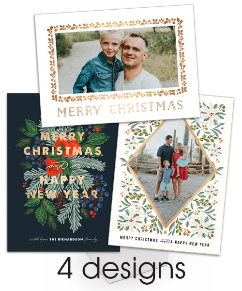 Holiday Cheer Folded Collection 8