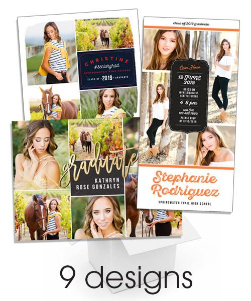 Graduation Time Senior Bundle