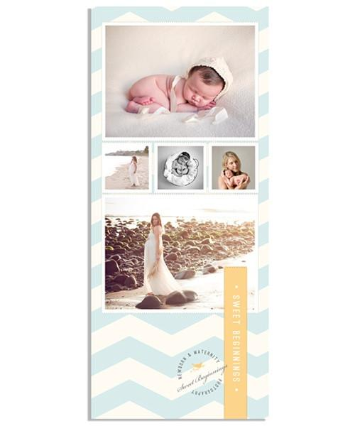 Little Boy Blue Prices Tri-Fold Brochure Sell Sheet