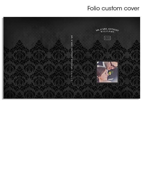 Black Lace 8x10 Image Folio