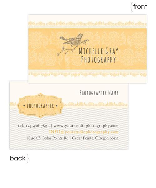 Honey Bee Marketing Business Card