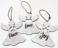 Christmas Ornaments - 3 Angels Simplicity Set