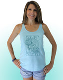Women's Tank - Take it slow