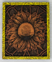 Wall Art - Sunflower