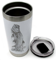 20oz. Insulated Tumbler - Tarpon Jump