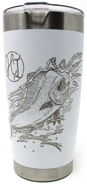 20oz. Insulated Tumbler - Mahi Light Snack