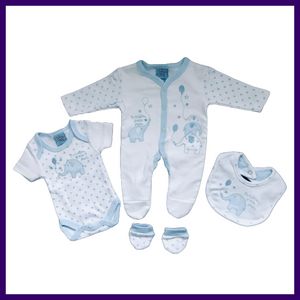 Teeny Tiny Twinkle Little Star 4 Piece Gift Set