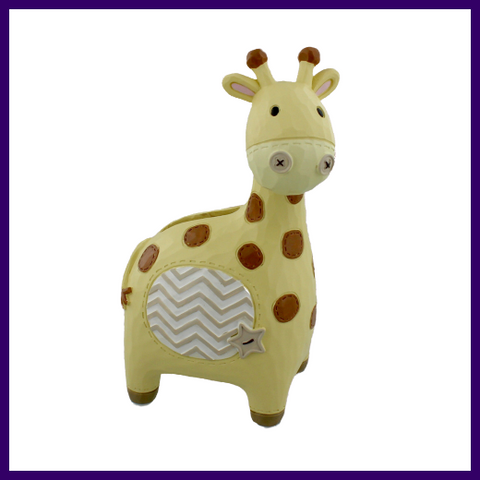 Celebrations Noah's Ark Giraffe Money Box