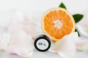 ORANGE ROSE LIP BALM