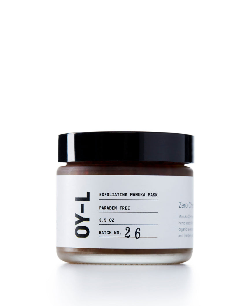 Oy-L Manuka Honey Mask
