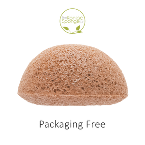 Konjac Facial Puff Sponge With Chamomile