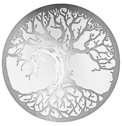 Steel Tree Of Life Home Decor Piece
