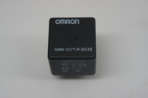 OMRON ELECTRONIC COMPONENTS G8W-1C7T-R-DC12 AUTOMOTIVE RELAY, SPDT, 12VDC, 35A (1 piece)