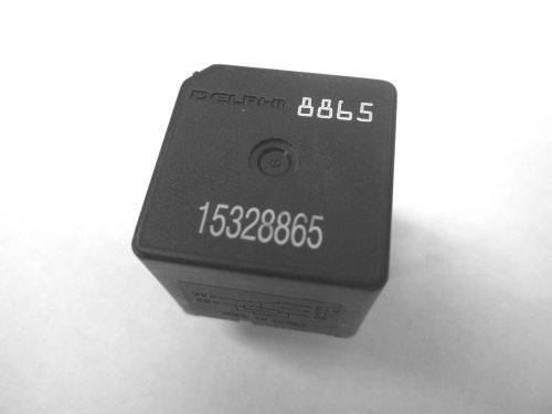 Genuine GM Delphi 5 Pin Fuse Box Relay # 15328865 / 8865