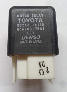 Genuine OEM RELAY 88263-14110 (1 Relay)