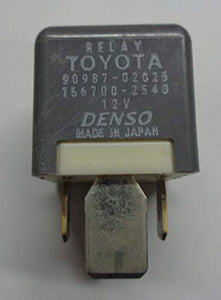 Automotive OEM Relay 90987-02025 (1 Relay)