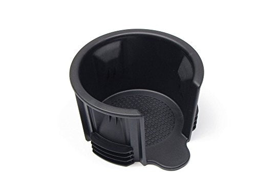 Genuine Land Rover Cup Holder Insert LR087454 for LR2, LR3, LR4, and Range Rover