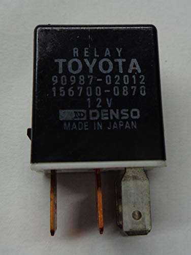 90987-02012 156700-0870 Genuine OEM Relay