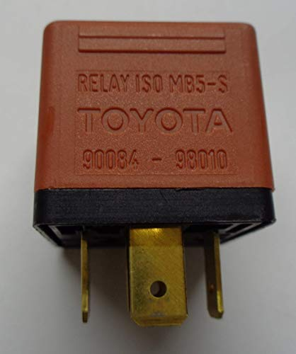PRE-Owned Genuine OEM RELAY 90084-98010 0332204192