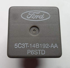 OEM Relay 5C3T-14B192-AA P6STD (1 Relay)