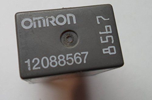 Omron GMC Gm Relay 12088567 Daytime Ecm Flashers Strater Ignition Horn