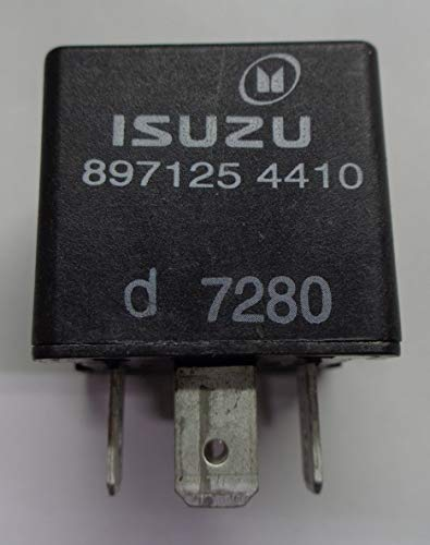 Automotive Relay OEM 897125 4410 (1 Relay)