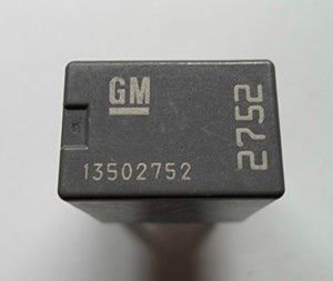 GM DENSO OEM Relay 13502752