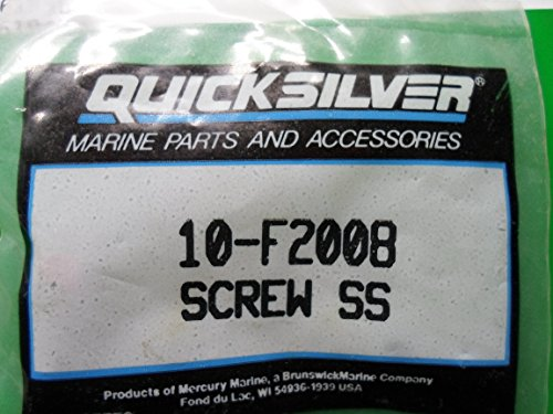 Quicksilver 10-F2008 Screw