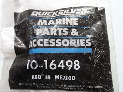 Mercury / Quicksilver 10-16498 1 Screw