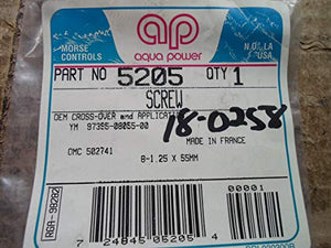 Aqua Power 5205 Screw