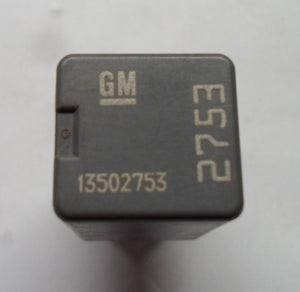 GM DENSO  RELAY 13502753 TESTED 6 MONTH WARRANTY  FREE SHIPPING!  GM6
