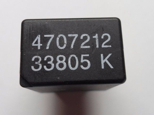 MOPAR 4707212 33805K  RELAY OEM TESTED FREE SHIPPING! 6 MONTH WARRANTY C3