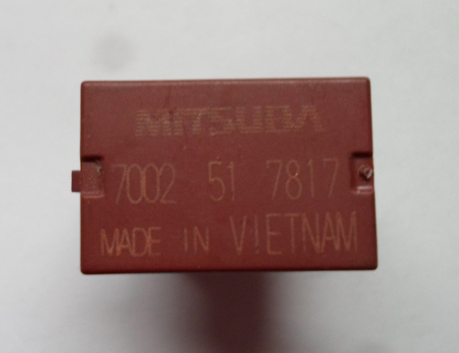 HONDA MITSUBA 7002 51 7817  OEM RELAY TESTED  FREE SHIPPING 6 MONTH WARRANTY! H1