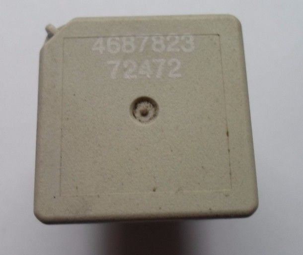 MOPAR 4687823 RELAY OEM TESTED FREE SHIPPING! 6 MONTH WARRANTY C3
