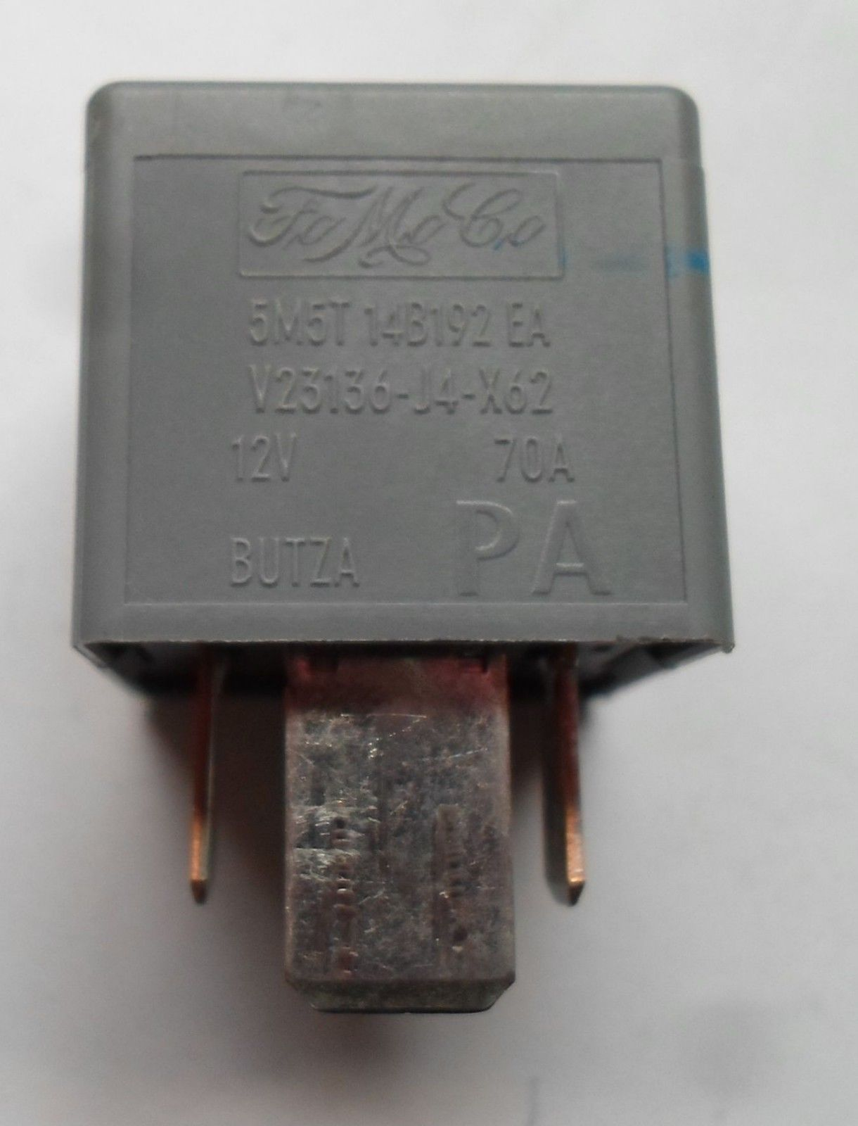 FORD OEM RELAY 5M5T-14B192-EA  TESTED FREE SHIPPING 6 MONTH WARRANTY  F3