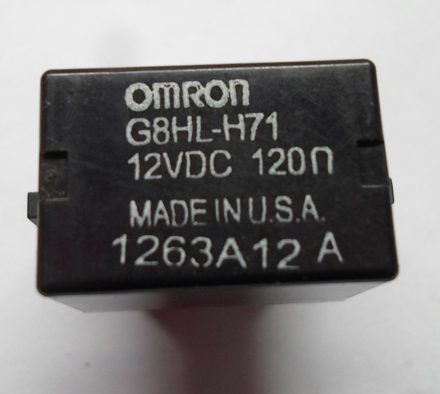 HONDA OMRON RELAY G8HL-H71  OEM FREE FAST SHIPPING 6 MONTH WARRANTY! H4