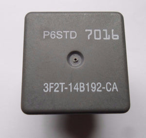 FORD OEM RELAY 3F2T-14B192-CA  P6STD 7016 TESTED FREE SHIP 60 DAY WARRANTY  F2
