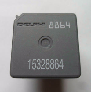 GM DELPHI  RELAY 15328864 TESTED 6 MONTH WARRANTY  FREE SHIPPING!  GM6