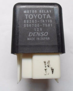 TOYOTA  MOTOR RELAY 88263-14110  TESTED 6 MONTH WARRANTY  FREE SHIPPING! T2