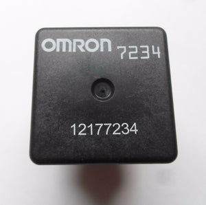 GM OMRON  RELAY 12177234   OEM FREE SHIPPING 6 MONTH WARRANTY! GM4