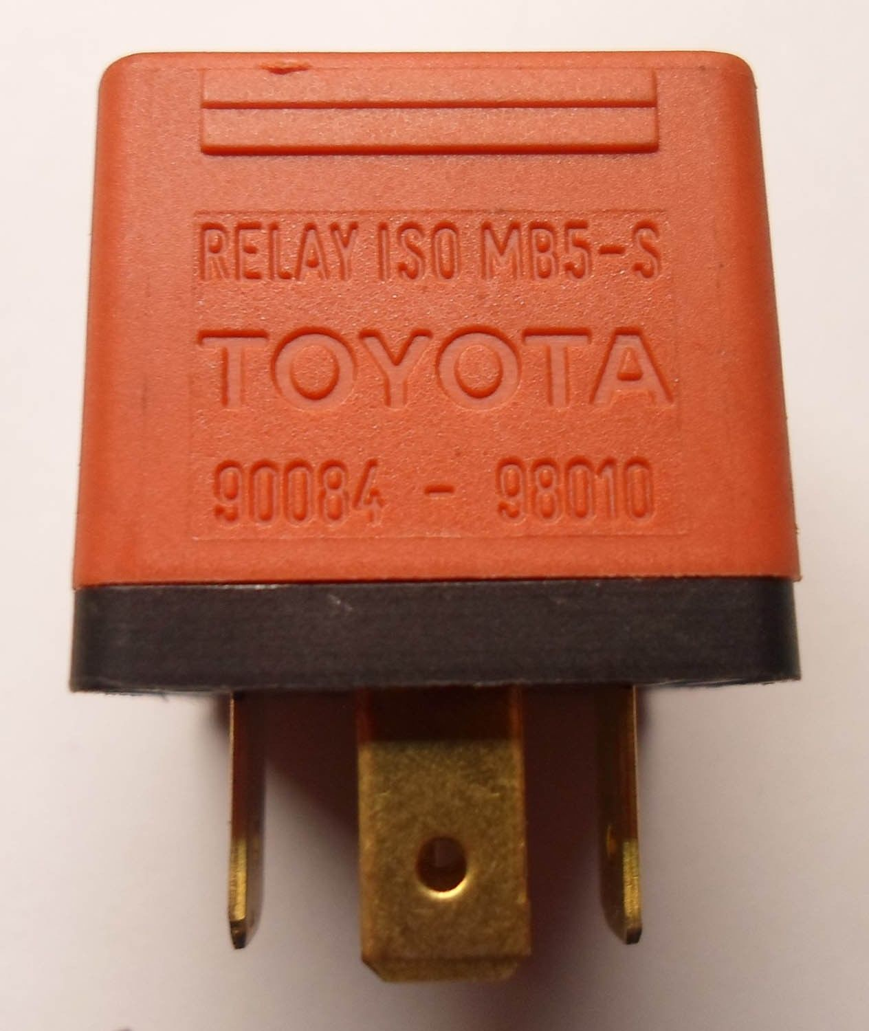 TOYOTA BOSCH  RELAY 90084-98010  TESTED 6 MONTH WARRANTY  FREE SHIPPING! T3