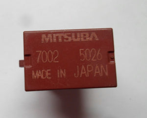 HONDA MITSUBA 7002 5026  OEM RELAY TESTED  FREE SHIPPING 6 MONTH WARRANTY! H1