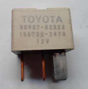 TOYOTA  RELAY 90987-02022 DENSO  TESTED 6 MONTH WARRANTY  FREE SHIPPING! T2