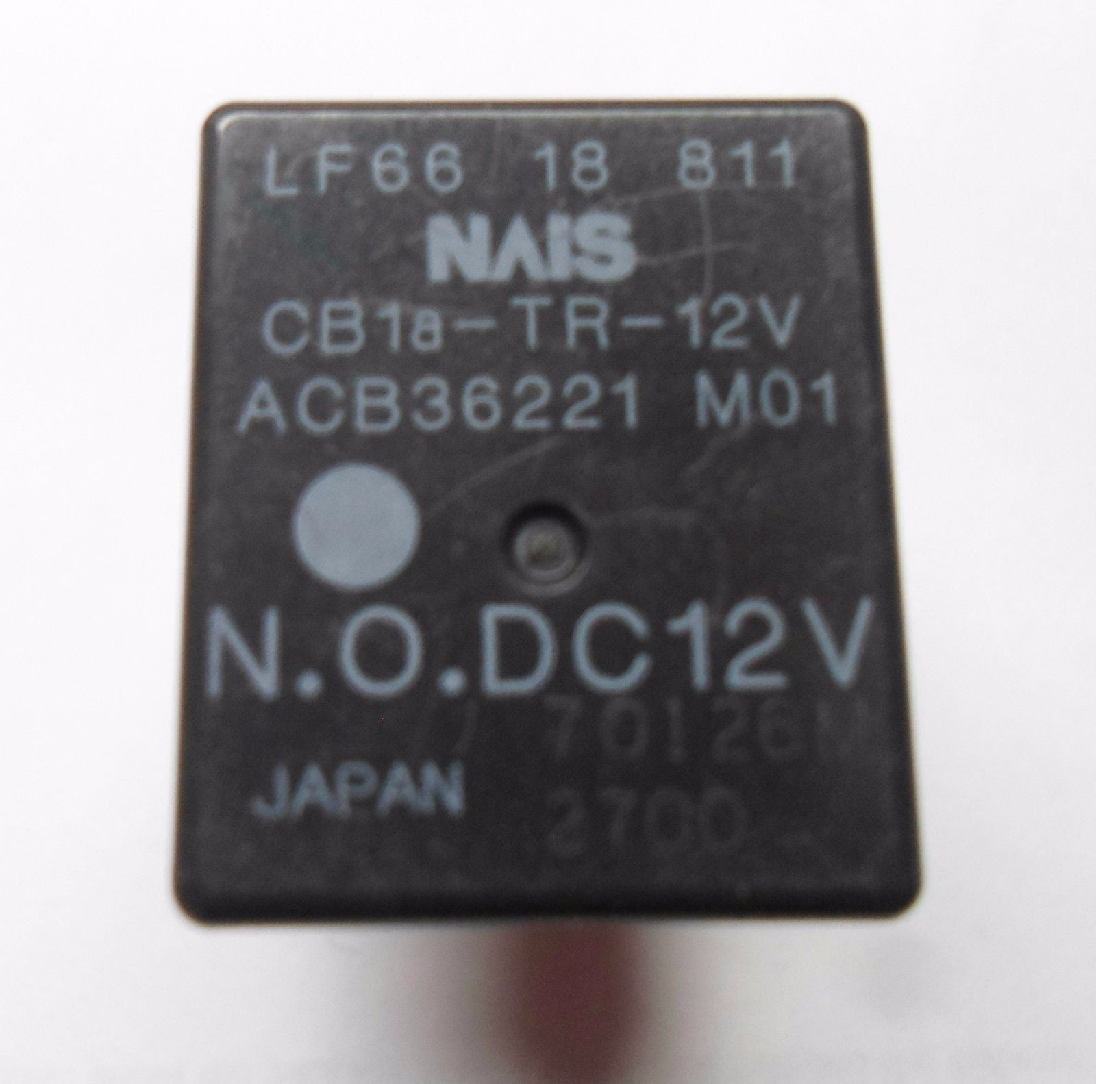 MAZDA  RELAY NAIS ACB36221  TESTED  OEM  FREE SHIPPING! 6 MONTH WARRANTY! MZ1