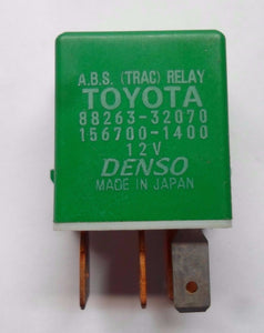 TOYOTA  ABS RELAY 88263-32070 TESTED 6 MONTH WARRANTY FREE SHIPPING T2